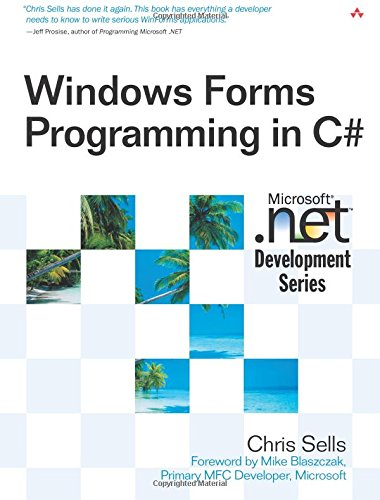 Windows Forms Programming in C# (0321116208) by Chris Sells