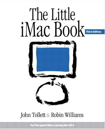 9780321116307: Little iMac Book, The (3rd Edition)