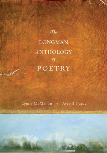9780321117250: The Longman Anthology of Poetry