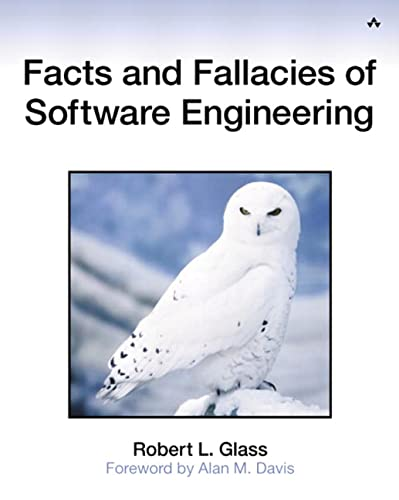 9780321117427: Facts and Fallacies of Software Engineering