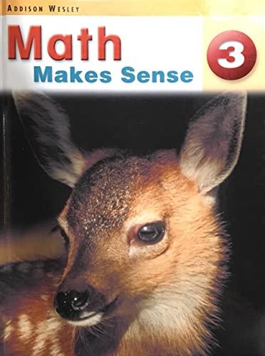 Math Makes Sense 3: Morrow, Peggy