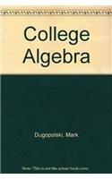 9780321118813: College Algebra