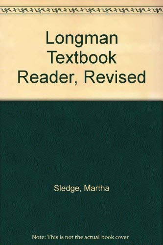 9780321118950: Longman Textbook Reader, Revised