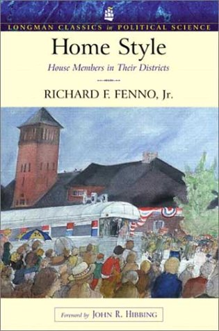 9780321121837: Home Style: House Members in Their Districts (Longman Classics Series)