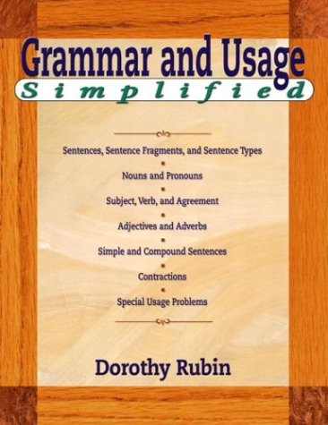 9780321122490: Grammar Simplified