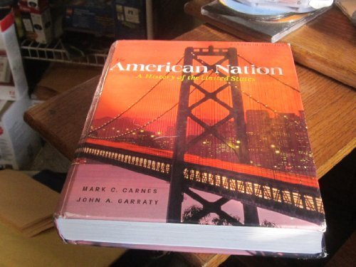 9780321126627: The American Nation: A History of the United States
