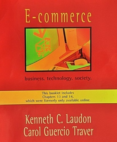 9780321127075: E-Commerce: Business Technology Society