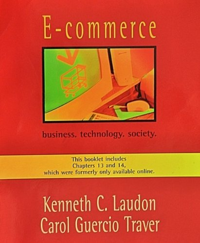 9780321127075: E-Commerce: Business, Technology, Society