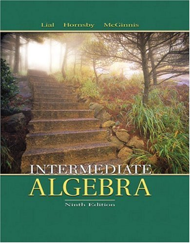 9780321127136: Intermediate Algebra
