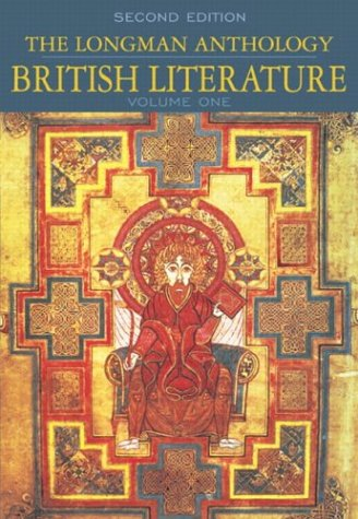 The Longman Anthology of British Literature, Volumes 1A, 1B & 1C Package: Middle Ages to The ...