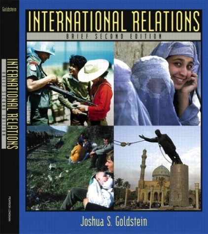 9780321129062: International Relations, Brief Edition