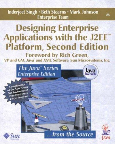9780321129369 sunone custom version of designing enterprise 9780321129369 sunone custom version of designing enterprise applications with the j2ee tm platform malvernweather Image collections