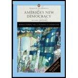 9780321129635: America's New Democracy (Penguin Academics)