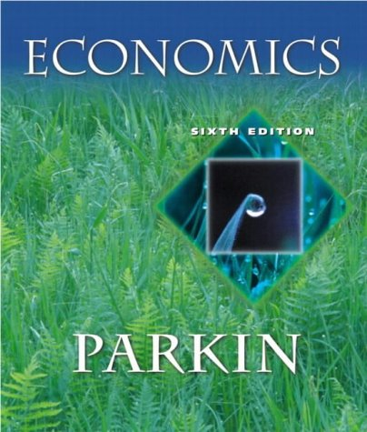 9780321131034: Economics with Electronic Study Guide CD-ROM (International Edition)