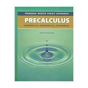 9780321131874: Precalculus: Teachers Edition