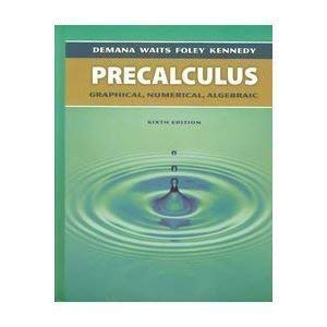 9780321131874: Precalculus Graphical, Numerical, Algebraic Teacher's Edition