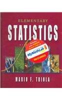 9780321133069: Elementary Statistics With Mymathlab Starter Kit