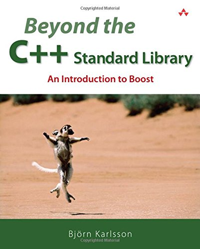 9780321133540: Beyond the C++ Standard Library: An Introduction to Boost