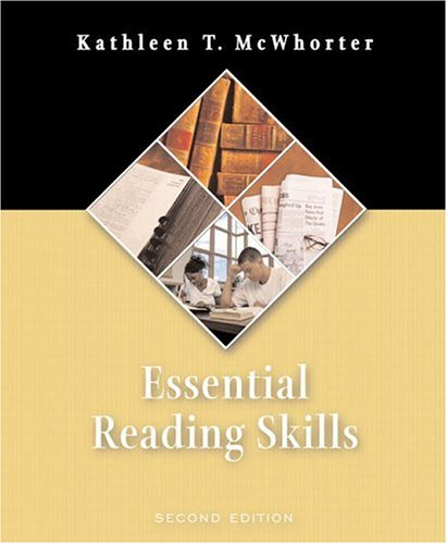 9780321142528: Essential Reading Skills (2nd Edition)