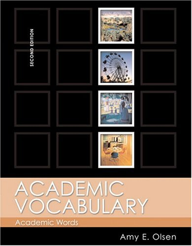 9780321142597: Academic Vocabulary: Academic Words (2nd Edition)