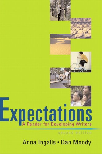 9780321142900: Expectations: A Reader for Developing Writers (2nd Edition)