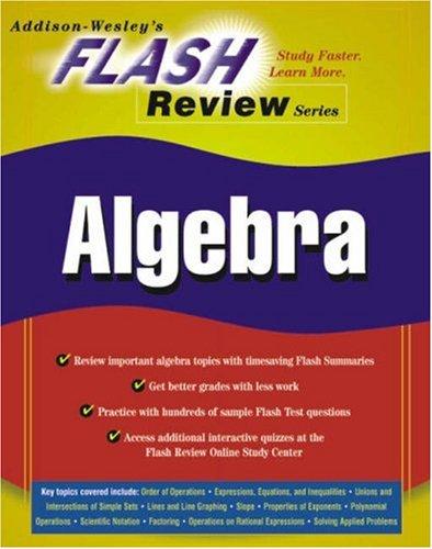 Algebra: Jon Becker