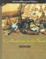 9780321143372: Civilization in the West Since 1300