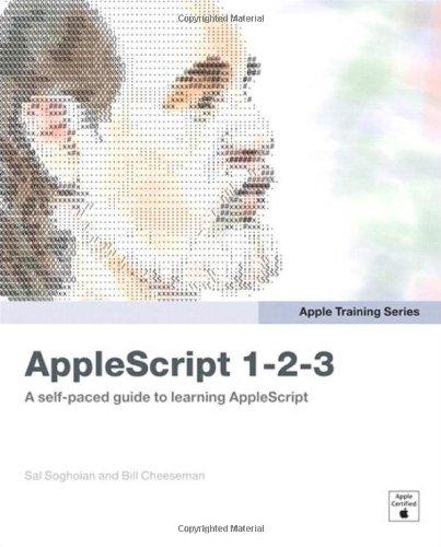 9780321149312: AppleScript 1-2-3 (Apple Pro Training)