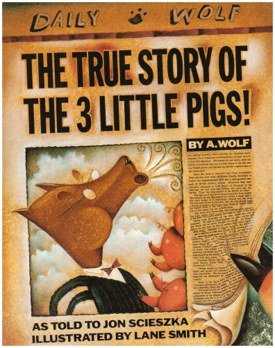 9780321150301: The True Story Of The Three Little Pigs