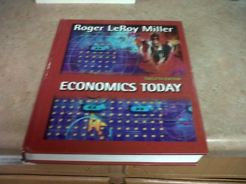 9780321150615: Economics Today: A (The Addison-Wesley Series in Economics)