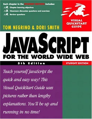9780321150714: JavaScript for the World Wide Web, Fifth Student Edition