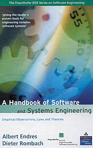 9780321154200: A Handbook of Software and Systems Engineering: Empirical Observations, Laws and Theories