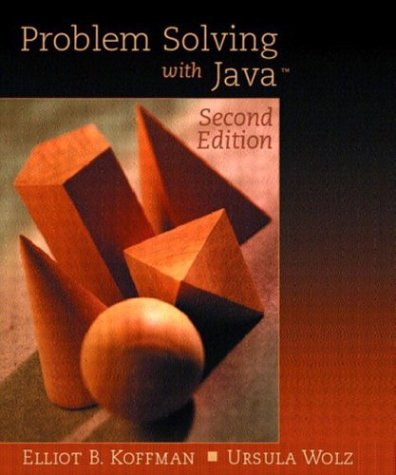 9780321154866: Problem Solving with Java, Update (2nd Edition)