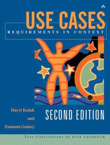 9780321154989: Use Cases: Requirements in Context (2nd Edition)