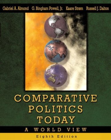 9780321158963: Comparative Politics Today: A World View