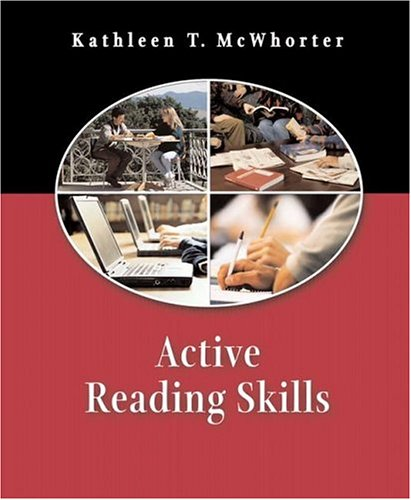 9780321159168: Active Reading Skills