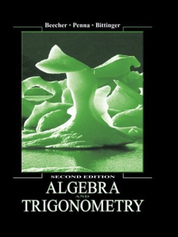 9780321159359: Algebra and Trigonometry (2nd Edition)