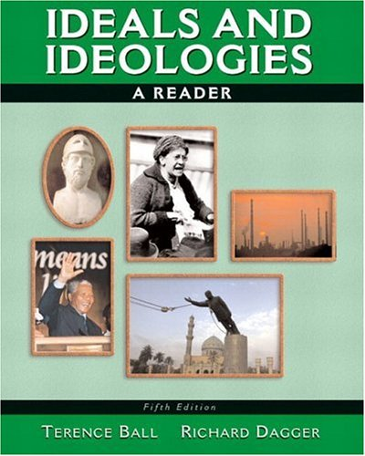 9780321159755: Ideals and Ideologies: A Reader (5th Edition)
