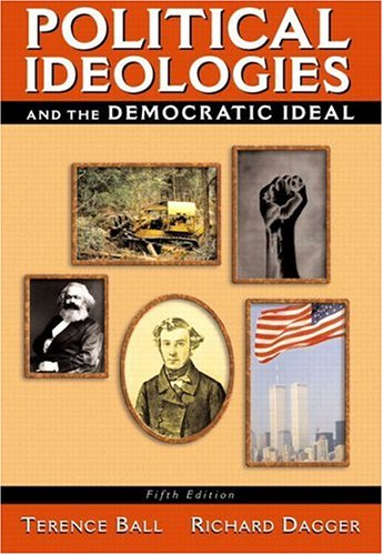 9780321159762: Political Ideologies and the Democratic Ideal