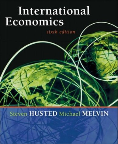 9780321162076: International Economics, Sixth Edition