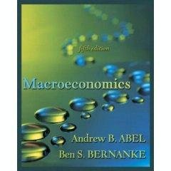 9780321162120: Macroeconomics (Addison-Wesley Series in Economics)