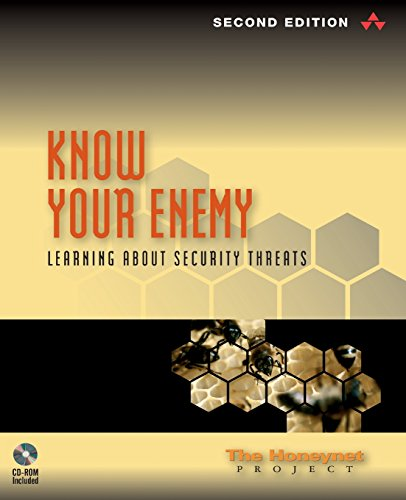 9780321166463: Know Your Enemy: Learning about Security Threats (2nd Edition)