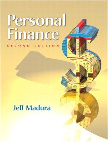 9780321168092: Personal Finance