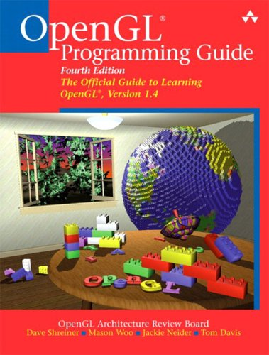 9780321173485: Opengl Programming Guide: The Official Guide to Learning Opengl, Version 1.4
