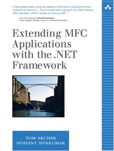 9780321173522: Extending MFC Applications with the .NET Framework
