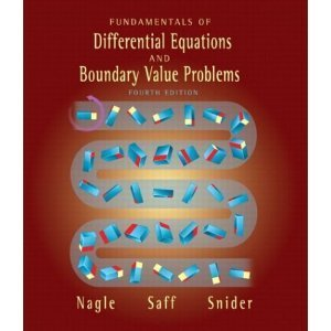9780321173966: Fundamentals of Differential Equations