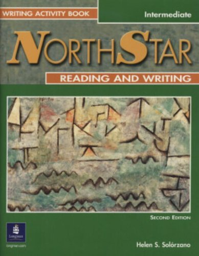 9780321174000: NorthStar Reading and Writing, Intermediate Writing Activity Book