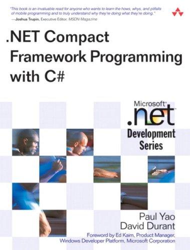 9780321174031: .NET Compact Framework Programming with C# (Microsoft.NET Development)