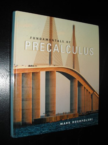 9780321174109: Fundamentals of Precalculus plus MyMathLab Student Starter Kit