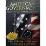 9780321175229: American Government: Continuity and Change (2002 Texas Edition, Election Update)